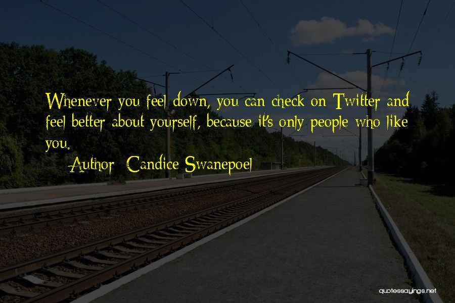 Candice Swanepoel Quotes 2176503