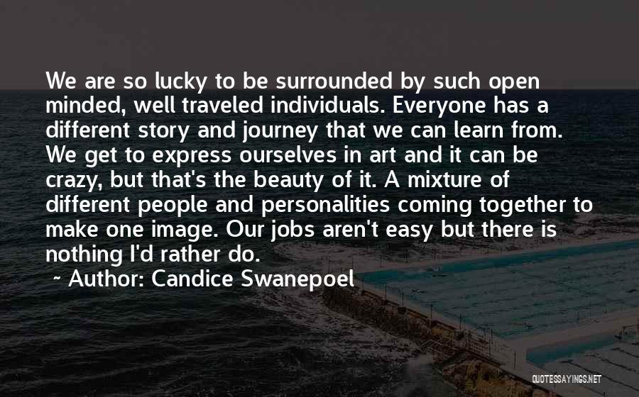 Candice Swanepoel Quotes 226176