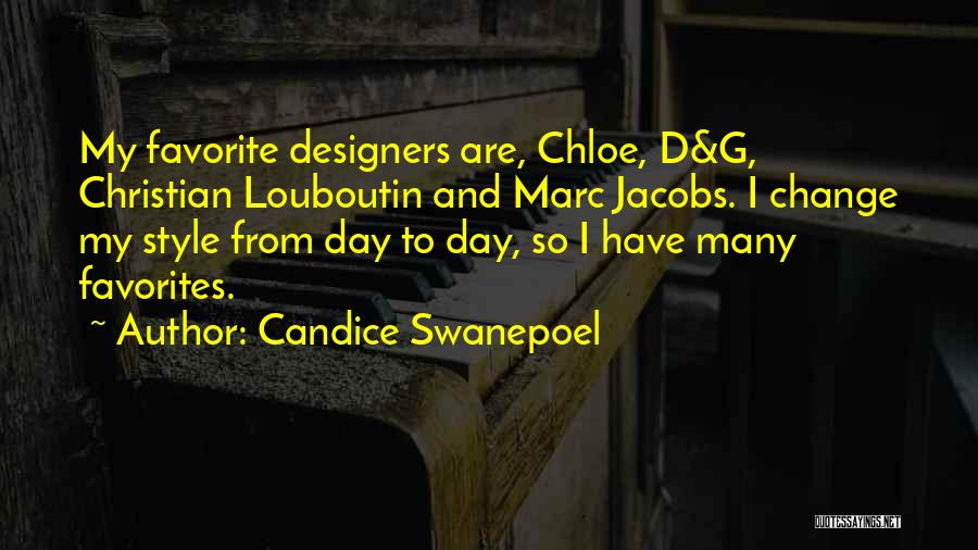 Candice Swanepoel Quotes 256903