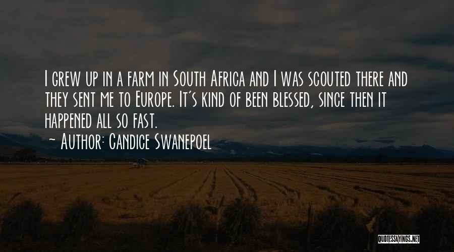 Candice Swanepoel Quotes 297350