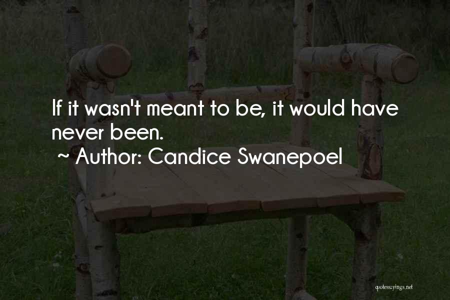 Candice Swanepoel Quotes 851404