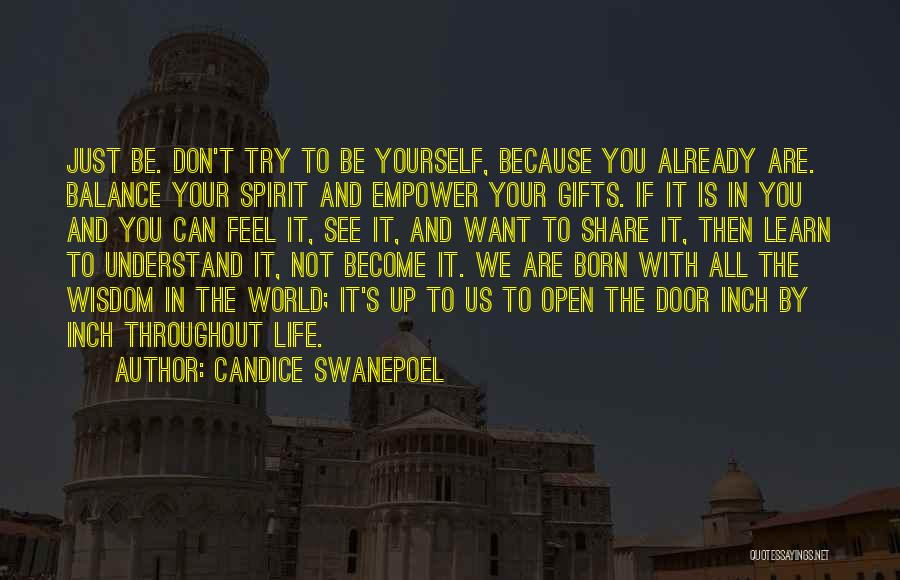 Candice Swanepoel Quotes 870055