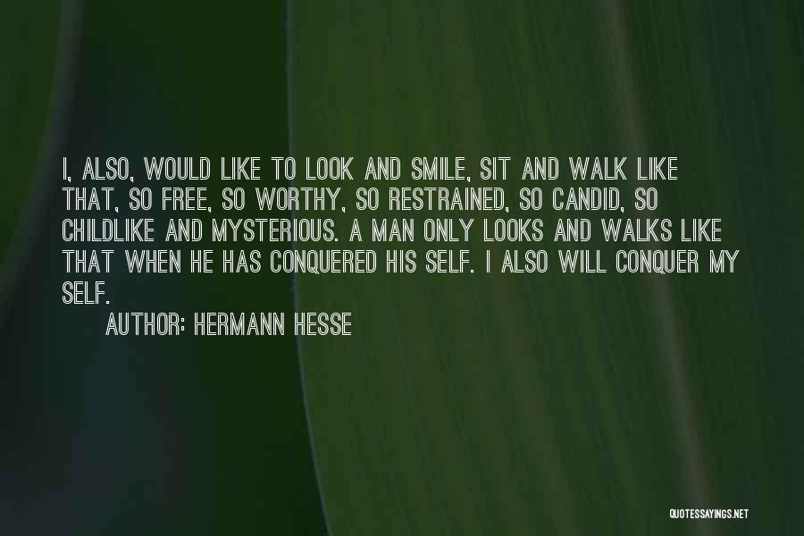 Candid Quotes By Hermann Hesse