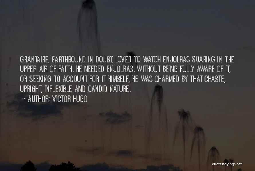 Candid Quotes By Victor Hugo