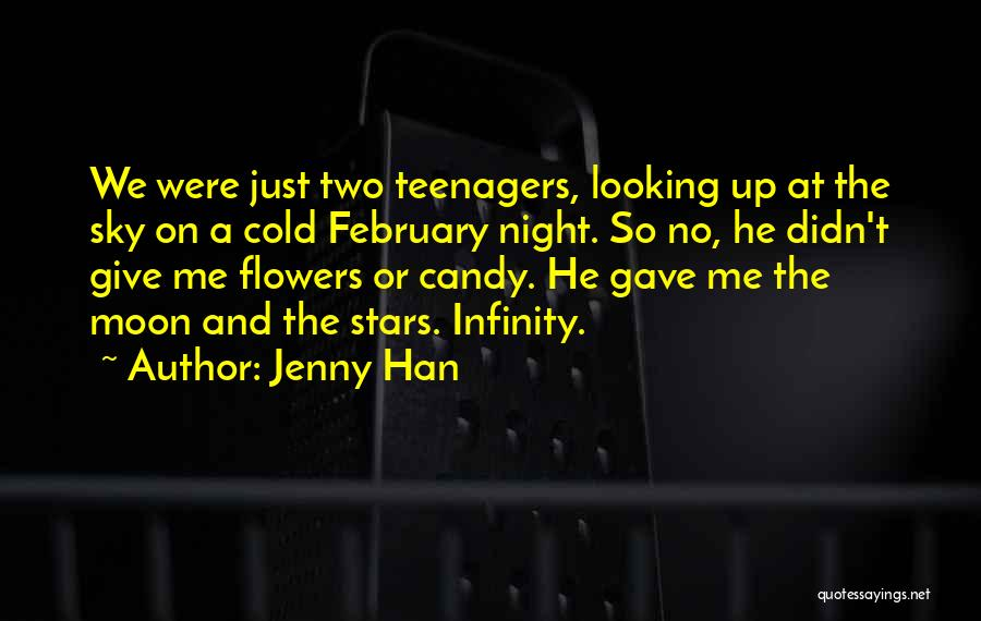 Candy And Love Quotes By Jenny Han
