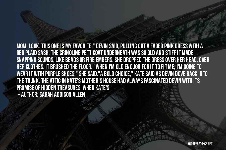 Candy And Love Quotes By Sarah Addison Allen