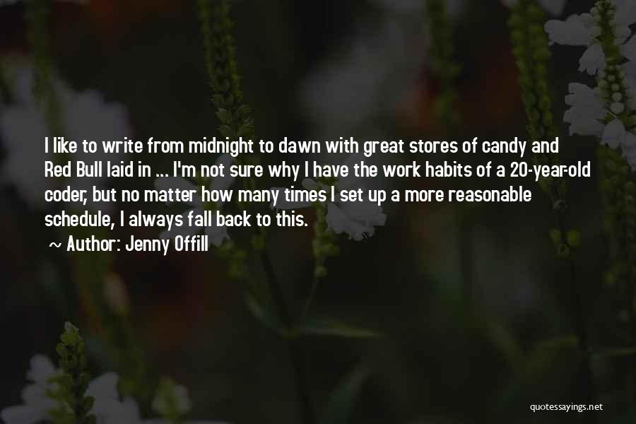 Candy Stores Quotes By Jenny Offill