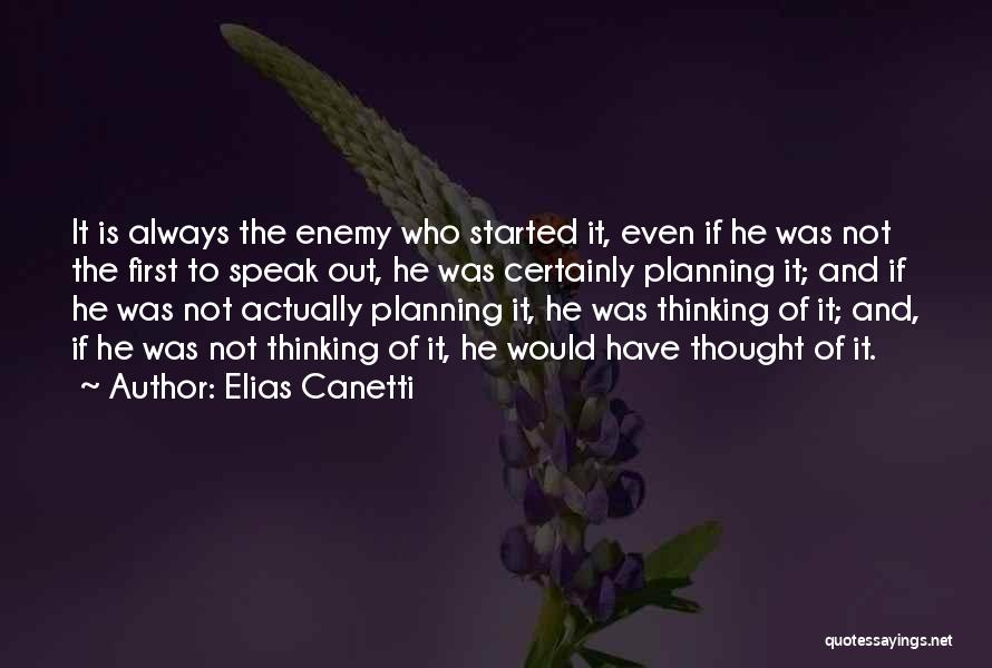 Canetti Crowds And Power Quotes By Elias Canetti