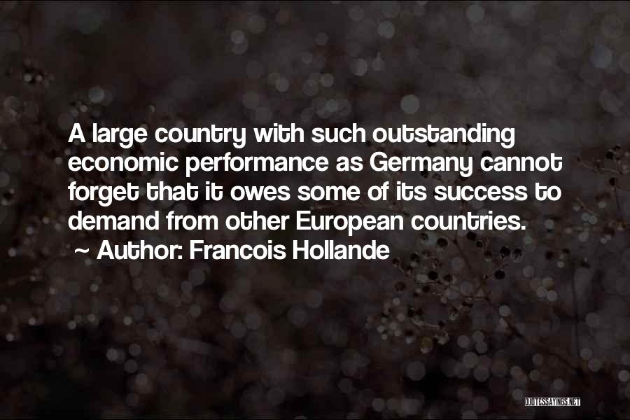 Cannot Forget Quotes By Francois Hollande