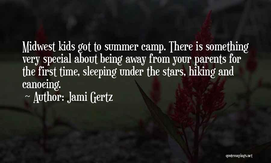 Canoeing Quotes By Jami Gertz