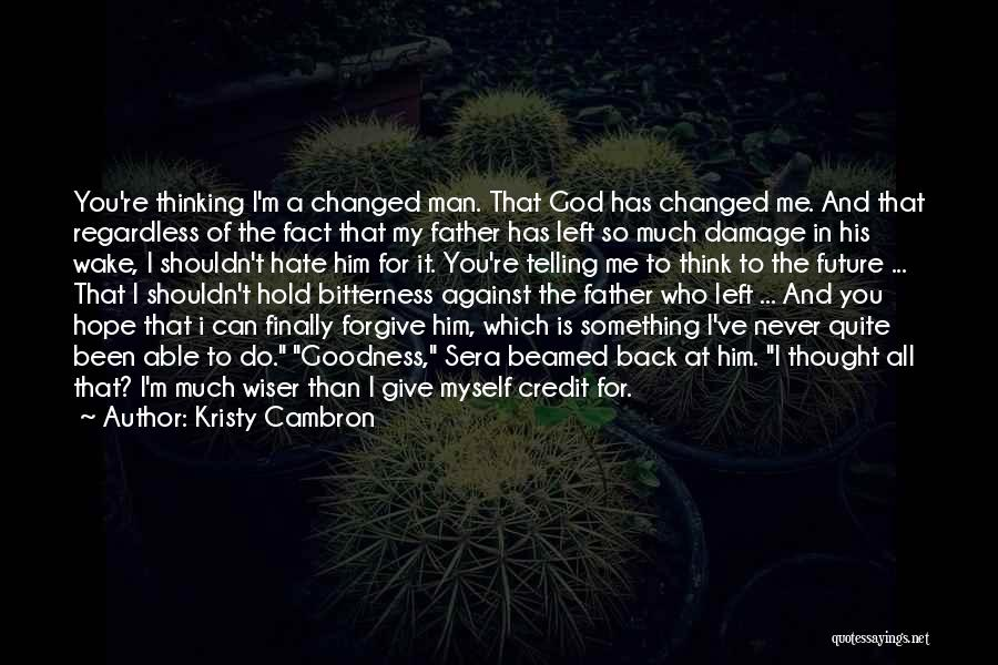 Can't Hold You Back Quotes By Kristy Cambron