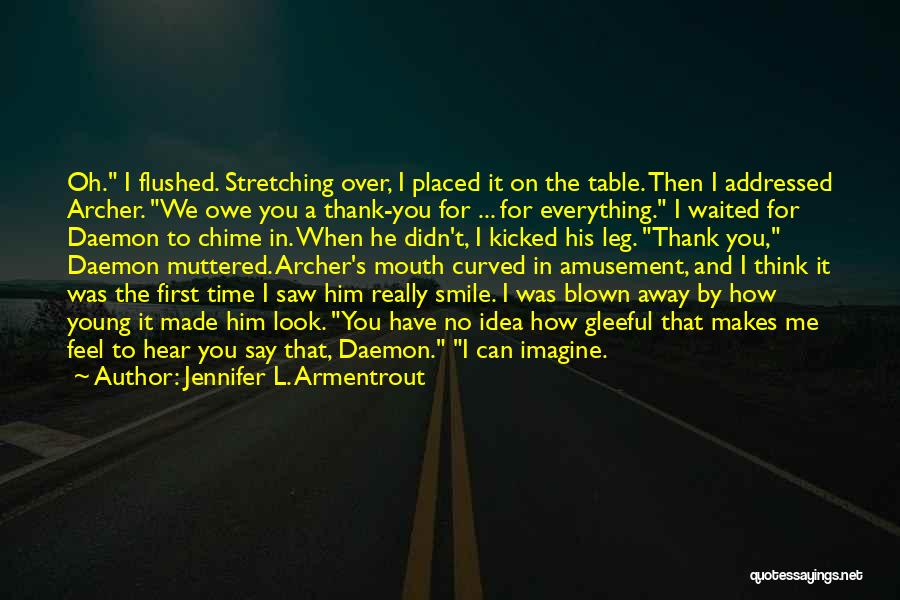 Can't Look Away Quotes By Jennifer L. Armentrout