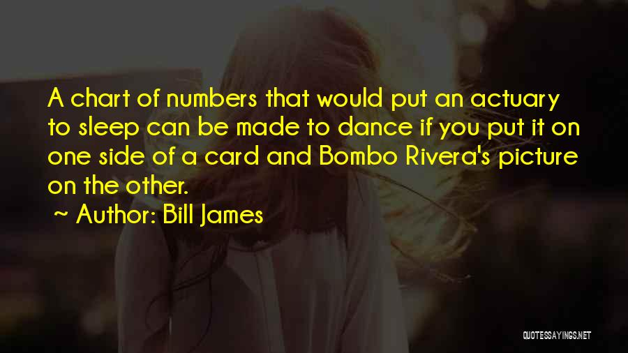 Can't Sleep Picture Quotes By Bill James