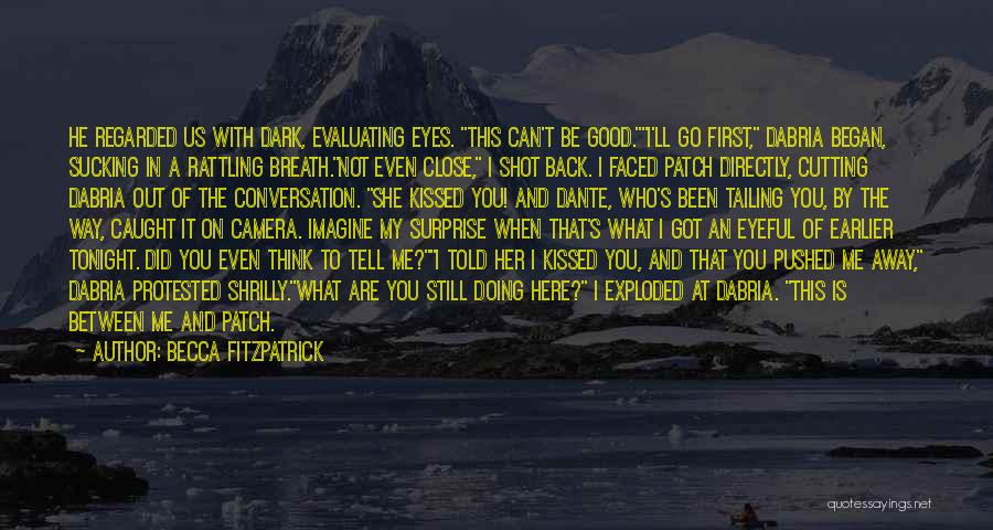 Can't Sleep Thinking Of Her Quotes By Becca Fitzpatrick
