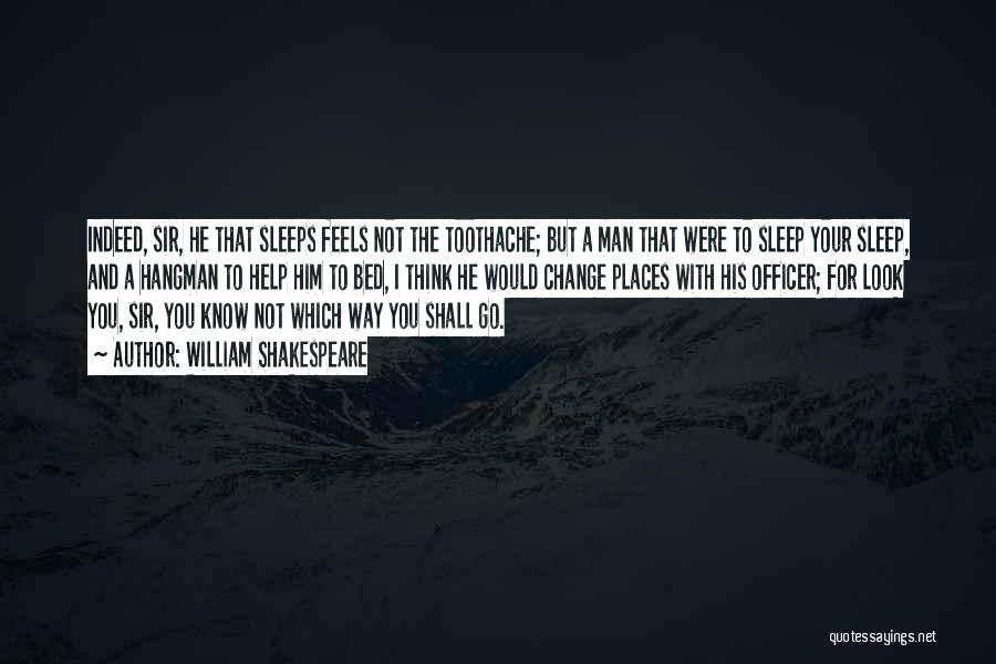 Can't Sleep Thinking Of Her Quotes By William Shakespeare