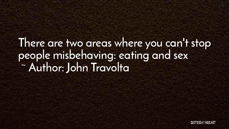 Can't Stop Eating Quotes By John Travolta