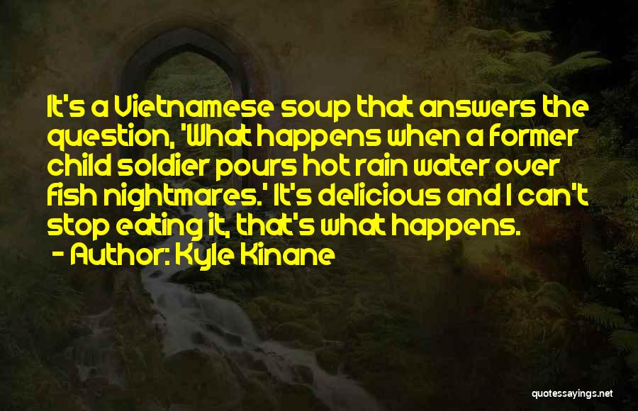 Can't Stop Eating Quotes By Kyle Kinane