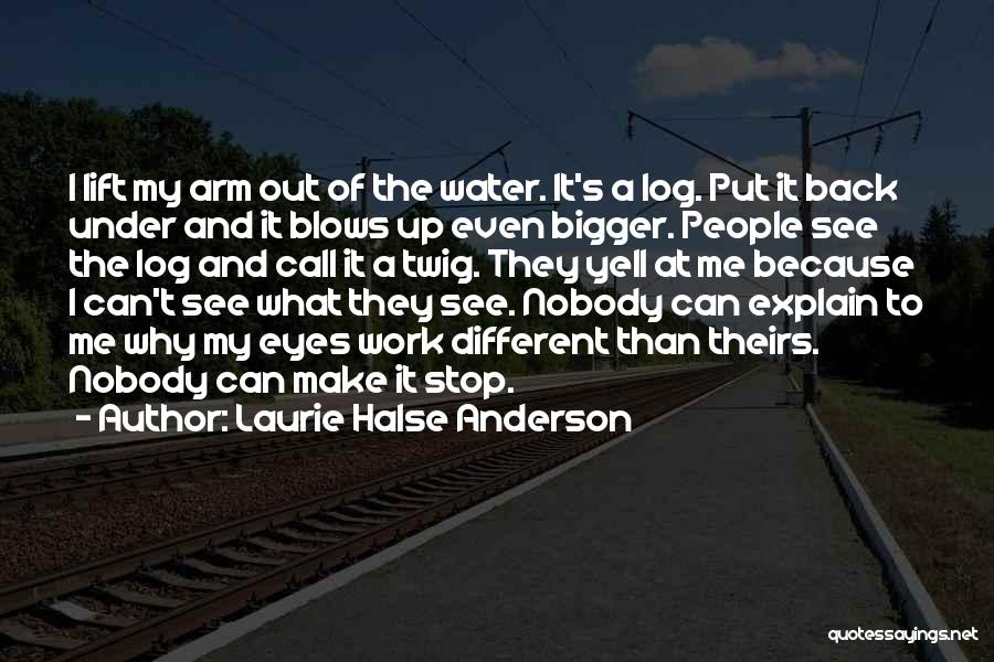 Can't Stop Eating Quotes By Laurie Halse Anderson