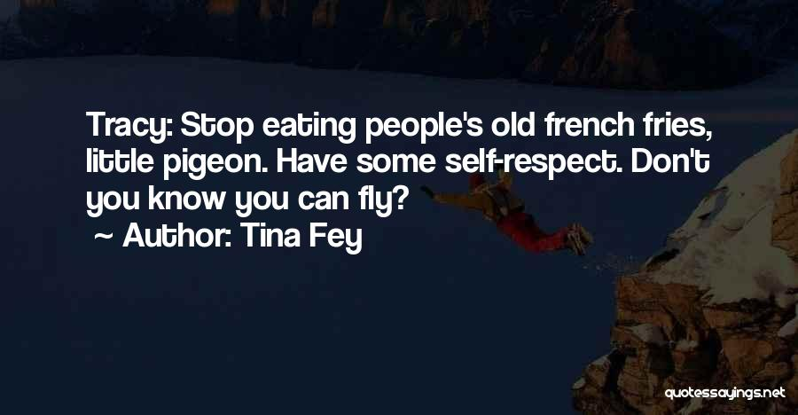 Can't Stop Eating Quotes By Tina Fey