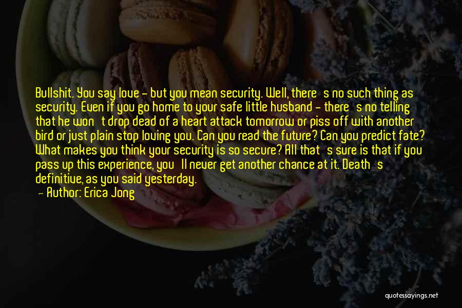 Can't Stop Loving Quotes By Erica Jong