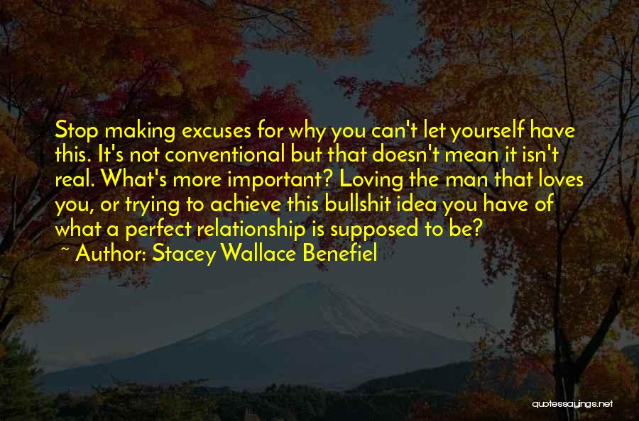 Can't Stop Loving Quotes By Stacey Wallace Benefiel