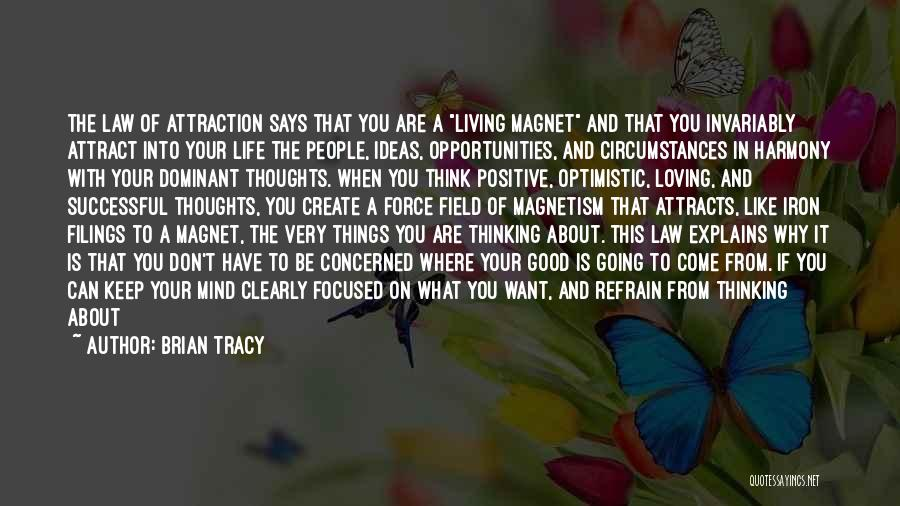 Can't Think Clearly Quotes By Brian Tracy