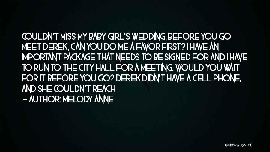 Can't Wait To Have My Baby Quotes By Melody Anne