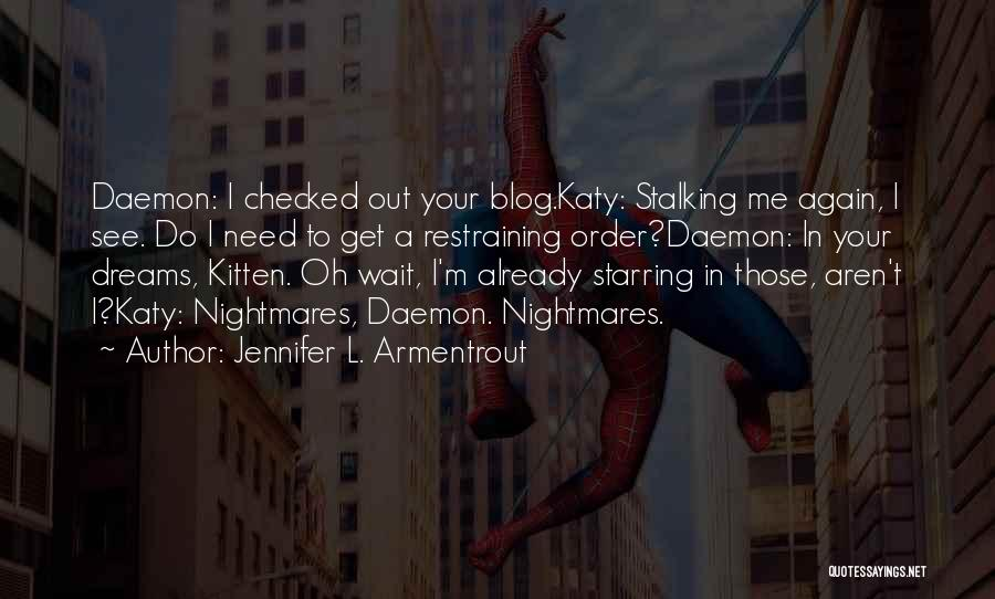 Can't Wait To See You Again Quotes By Jennifer L. Armentrout