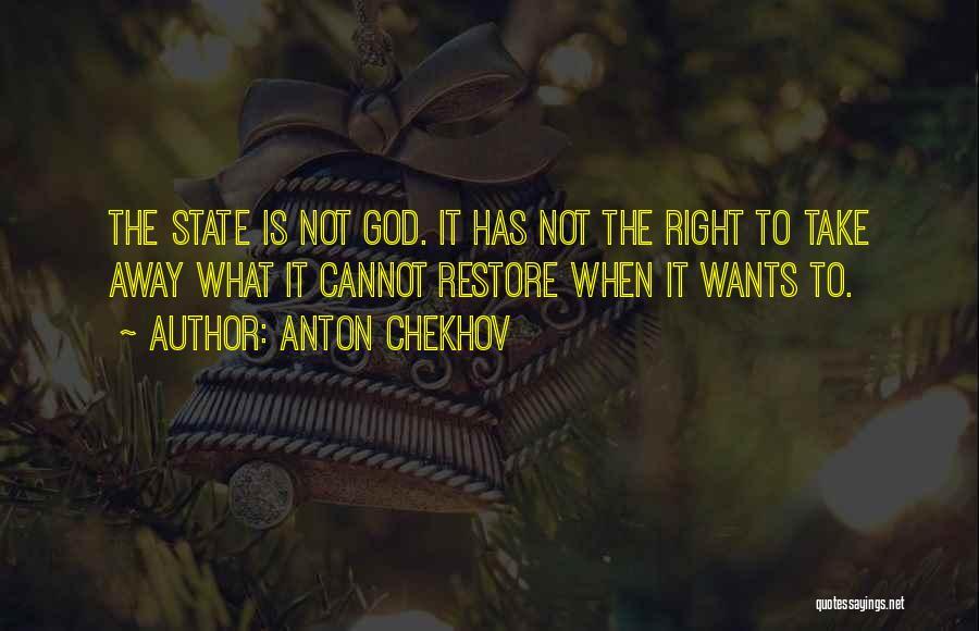 Capital Punishment Quotes By Anton Chekhov