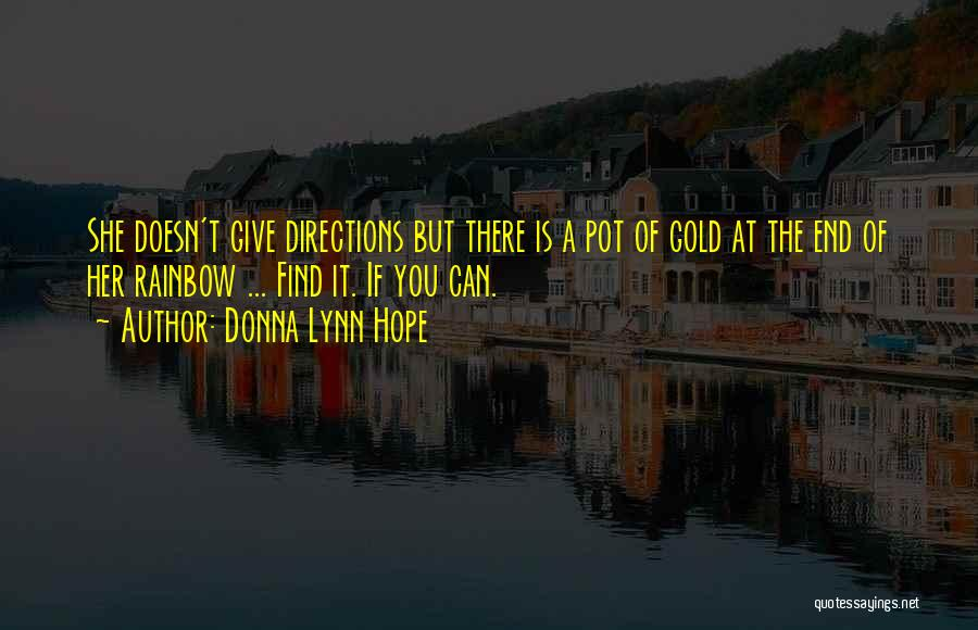 Captivating Quotes By Donna Lynn Hope