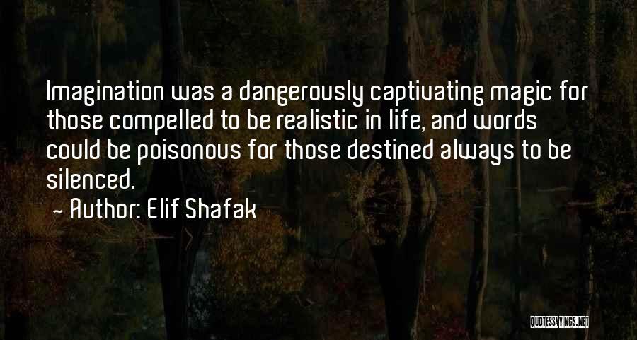 Captivating Quotes By Elif Shafak