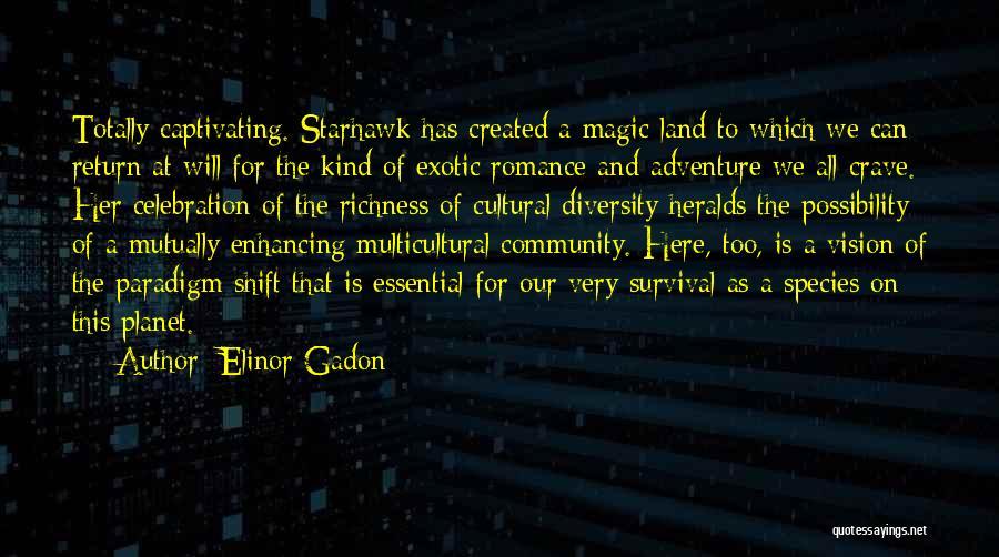 Captivating Quotes By Elinor Gadon