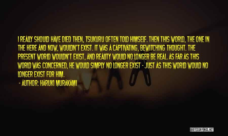 Captivating Quotes By Haruki Murakami
