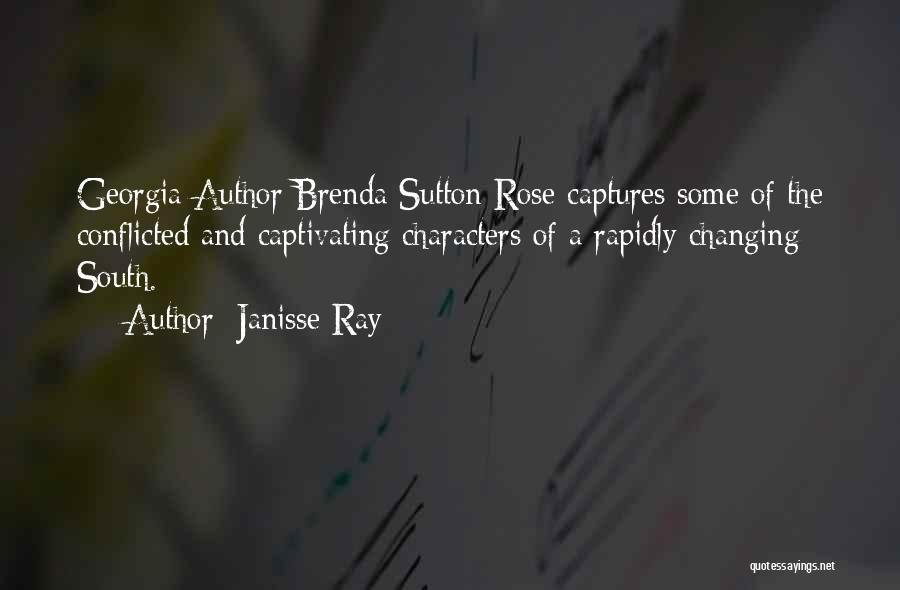 Captivating Quotes By Janisse Ray