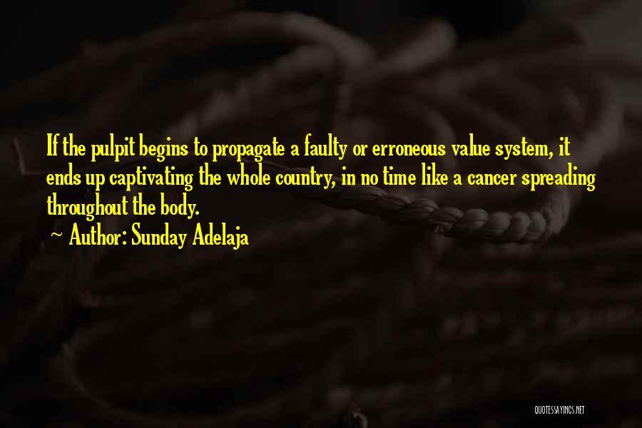 Captivating Quotes By Sunday Adelaja