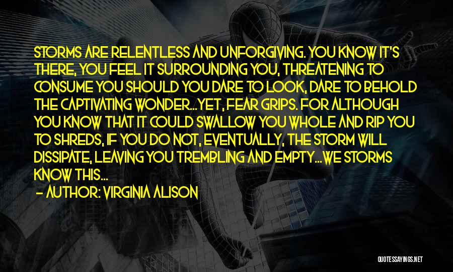 Captivating Quotes By Virginia Alison