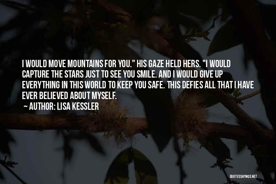 Capture Smile Quotes By Lisa Kessler
