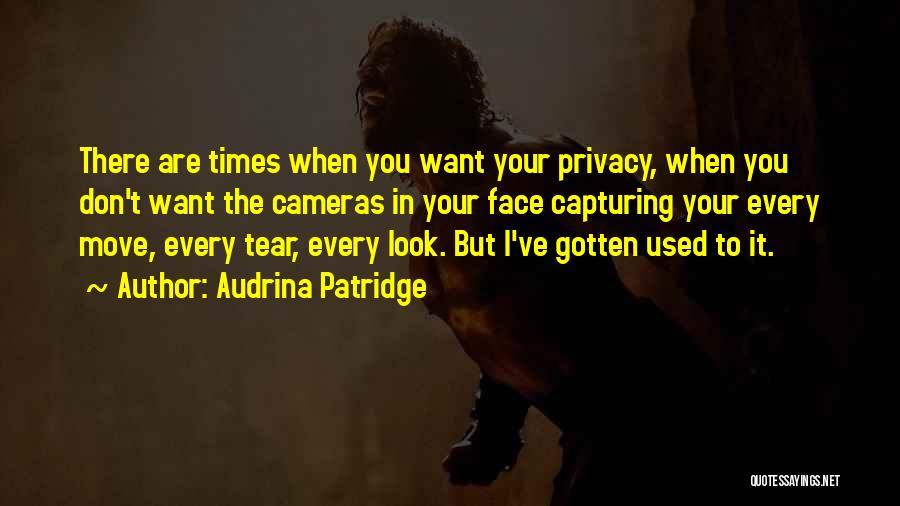 Capturing Self Quotes By Audrina Patridge