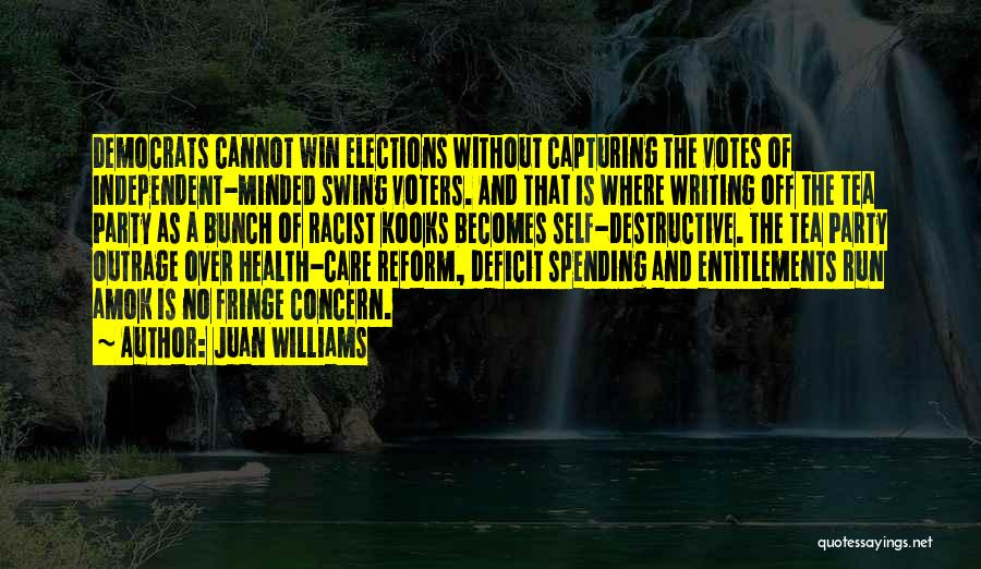 Capturing Self Quotes By Juan Williams