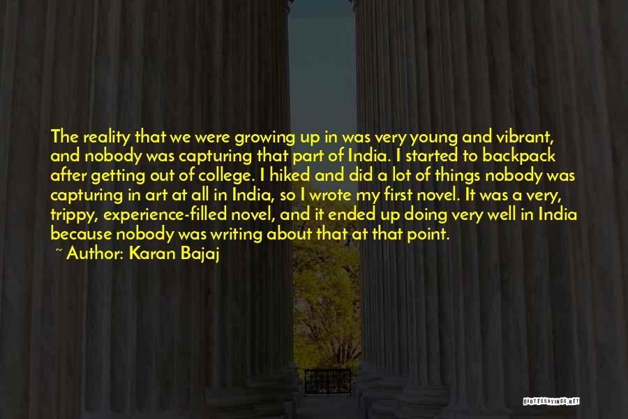 Capturing Self Quotes By Karan Bajaj