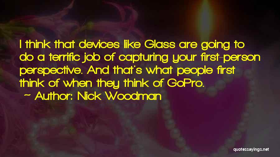 Capturing Self Quotes By Nick Woodman