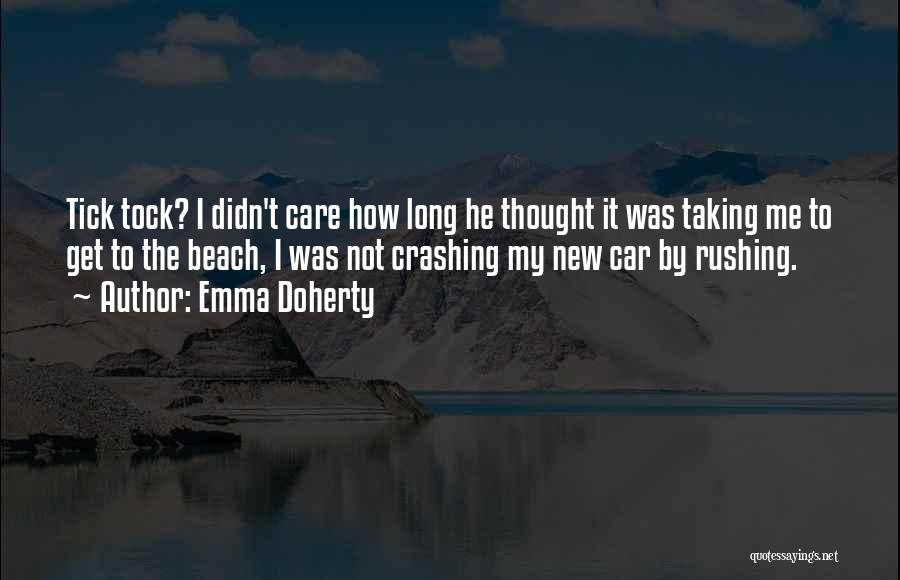 Car Care Quotes By Emma Doherty