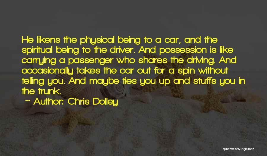 Car Carrying Quotes By Chris Dolley
