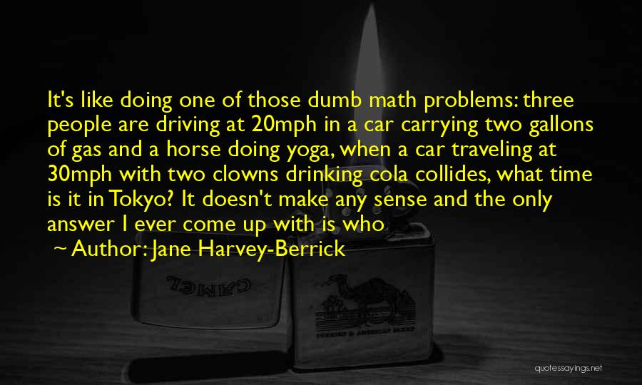 Car Carrying Quotes By Jane Harvey-Berrick