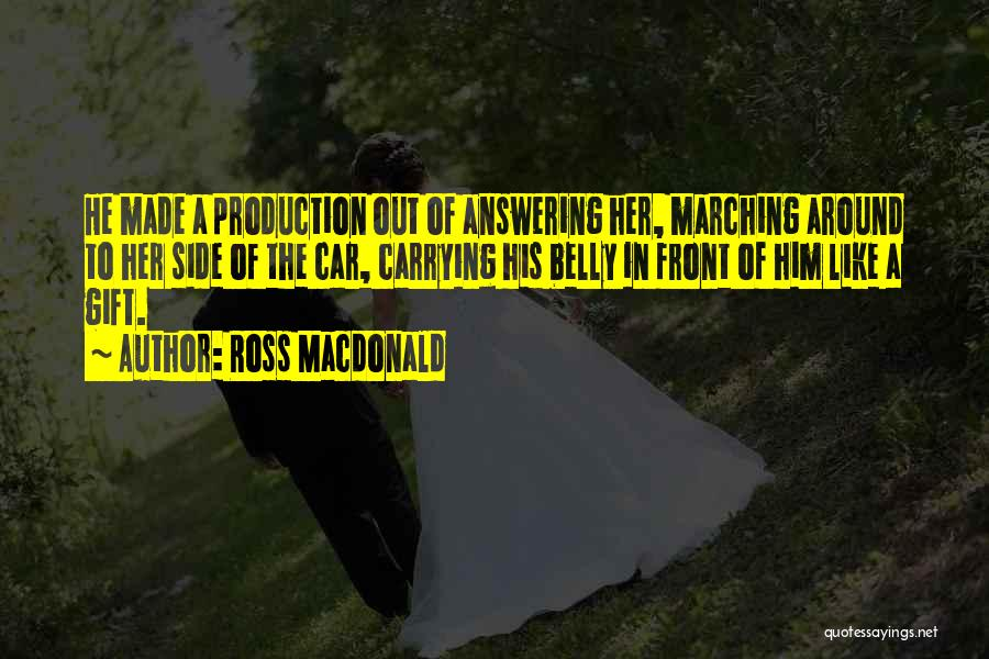 Car Carrying Quotes By Ross Macdonald