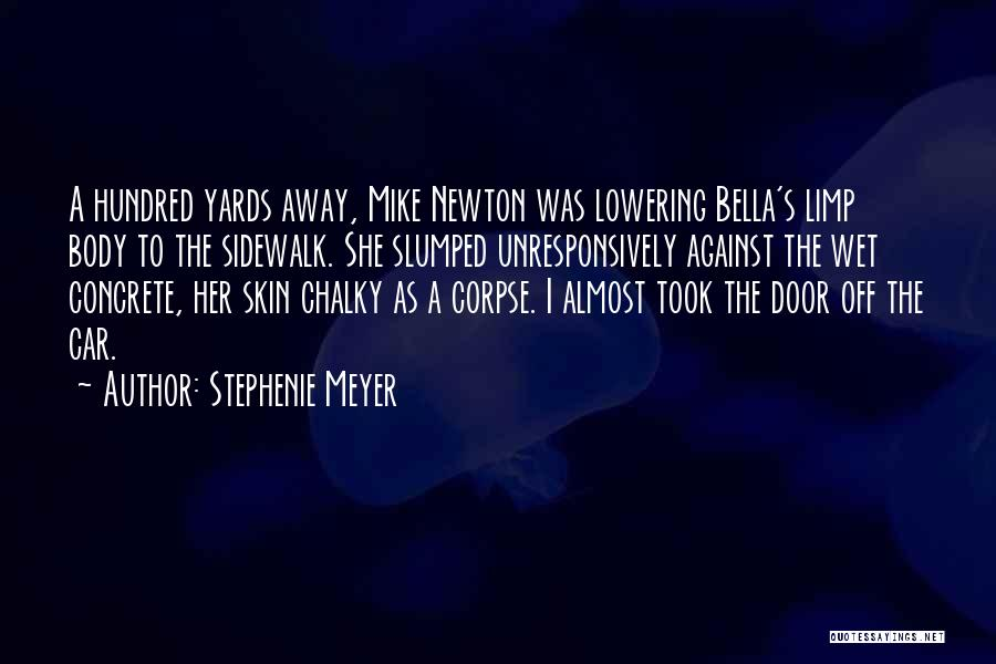 Car Lowering Quotes By Stephenie Meyer