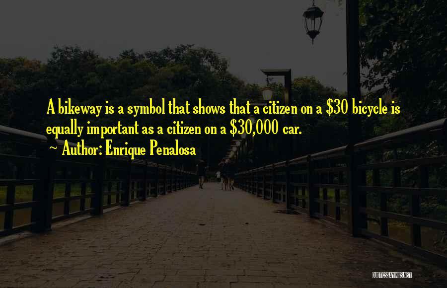 Car Shows Quotes By Enrique Penalosa