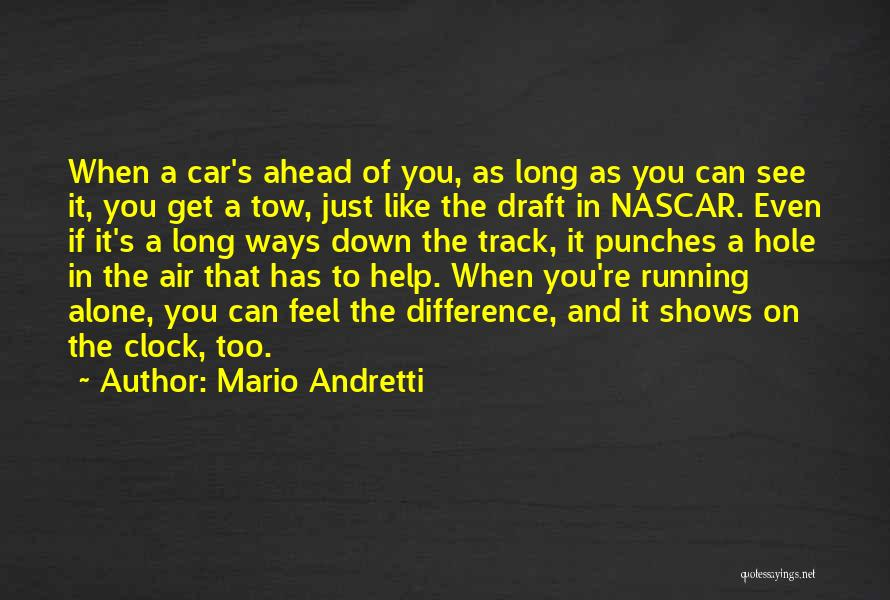 Car Shows Quotes By Mario Andretti