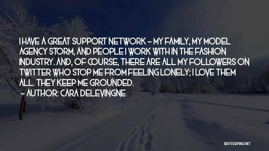 Cara Delevingne Twitter Quotes By Cara Delevingne