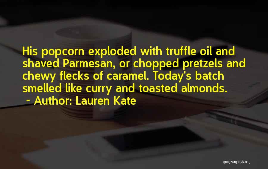 Top 7 Caramel Popcorn Quotes & Sayings